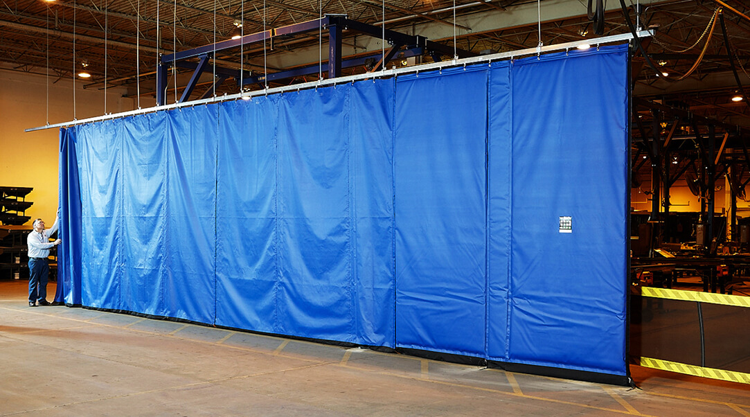 interior and exterior Heavy-Duty Sliding wall