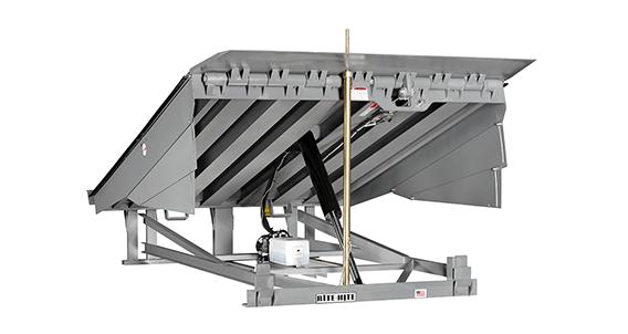 Rhh 5000 High Capacity Hydraulic Dock Leveler Rite Hite