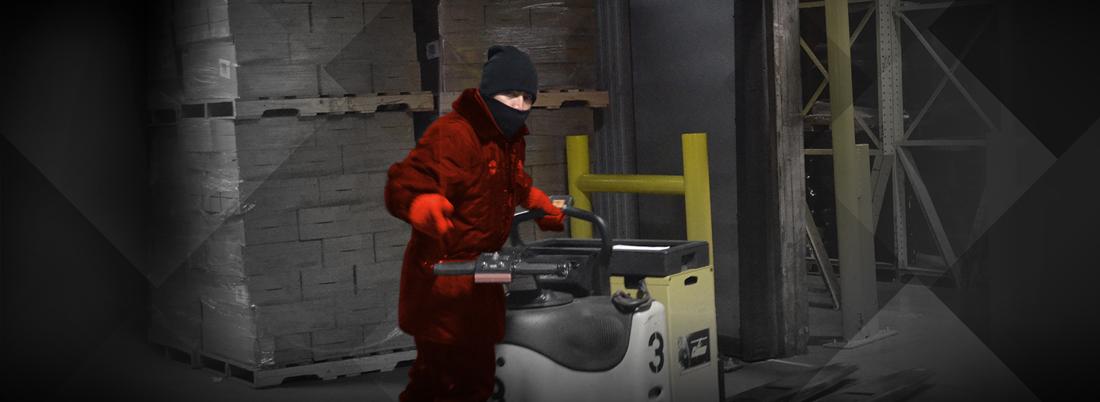 Cold Storage Warehouse Solutions | Rite-Hite North America