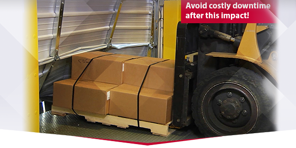 rite hite loading dock equipment industrial door and material impactable loading dock doors keep you on