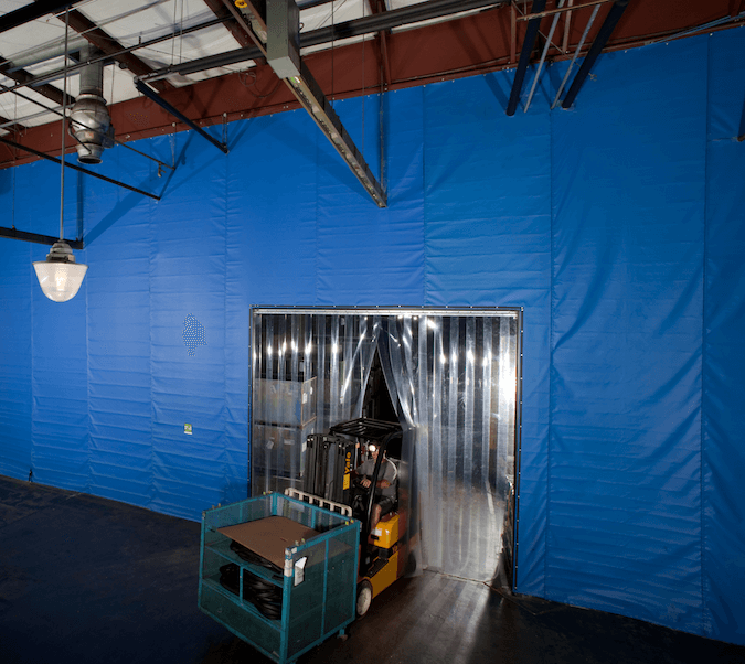 Zoneworks Industrial Curtain Walls Rite Hite Share The Knownledge