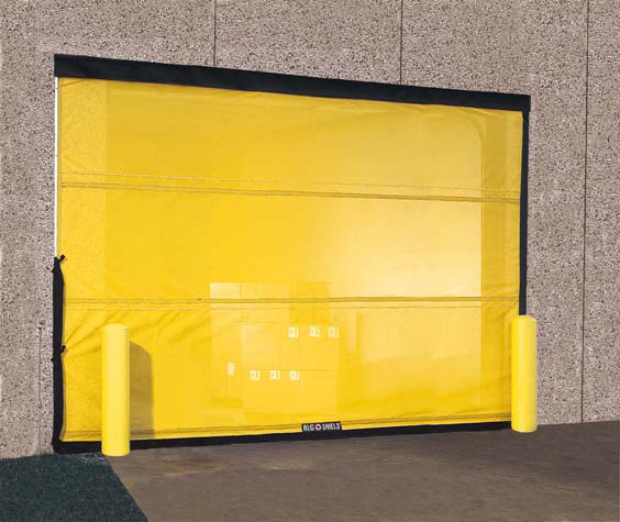 Bugshield Sliding Screen Dock Doors Rite Hite
