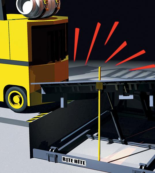rite hite mechanical dock leveler manual