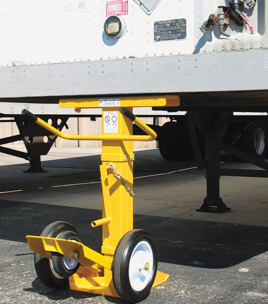 TS-2000 Trailer Stand | Loading Dock Management Rite-Hite