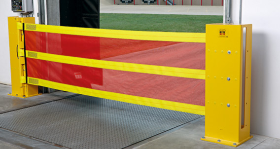 Loading Dock Safety Barriers Rite Hite