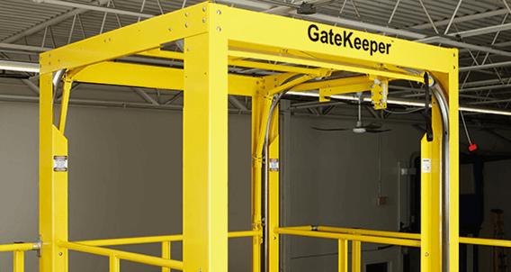 Gatekeeper Mezzanine Safety Gate Mezzanine Safety Gate