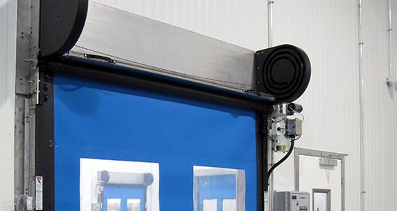 Fastrax Industrial Clean Room Doors Rite Hite