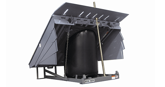Air Powered Dock Levelers Rite Hite