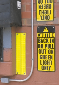 Reflecto Guide Safety Strips Rite Hite