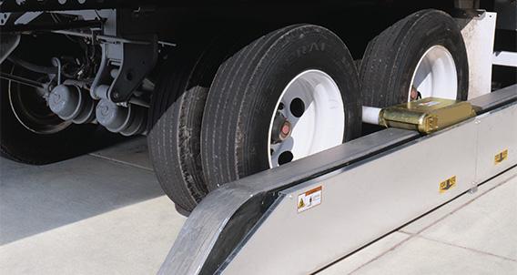 Wheel Lok Vehicle Restraints Rite Hite