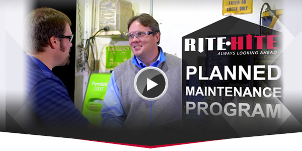 Planned Maintenance Programs Save Time and Money