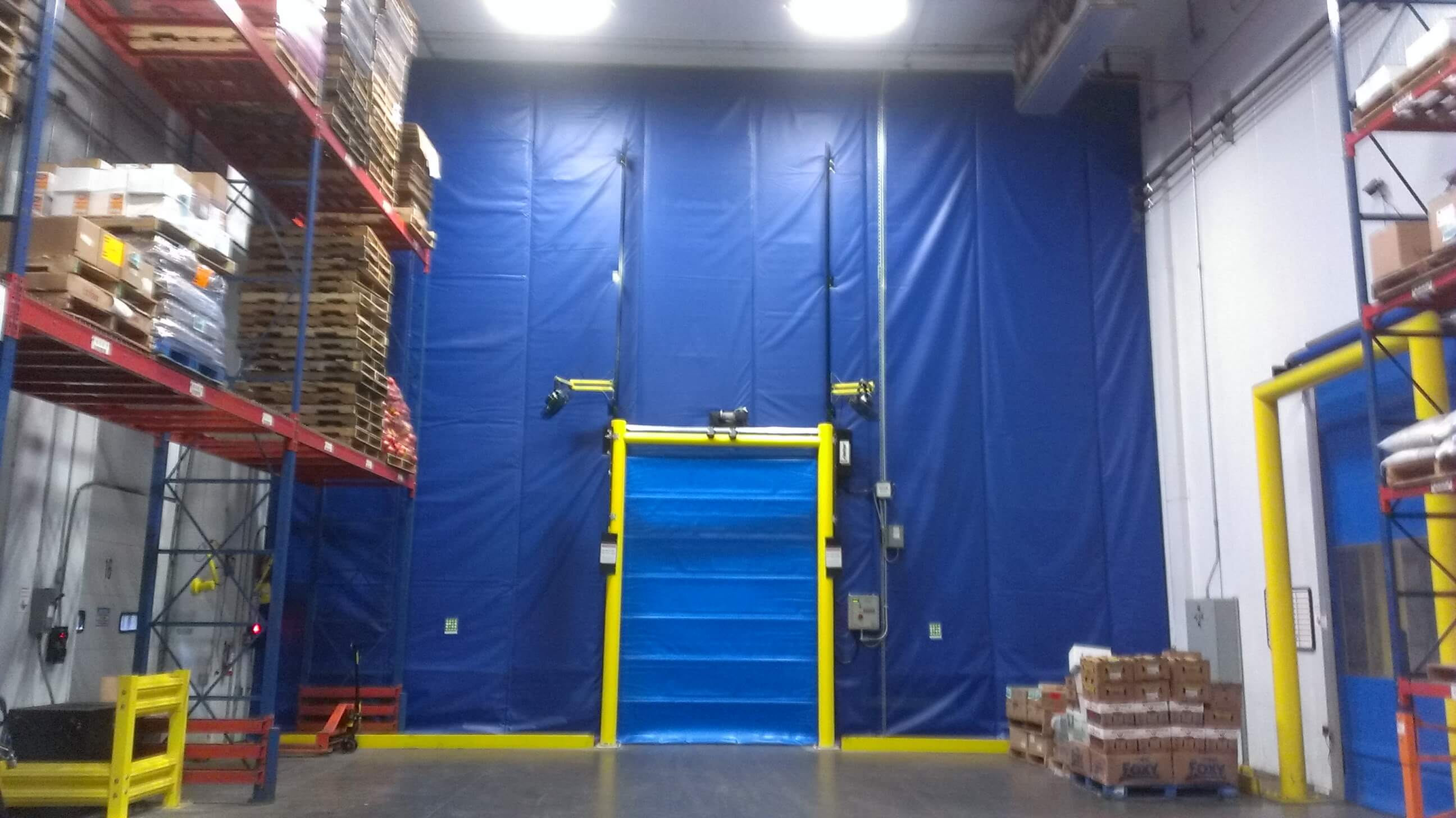 5 Ways Curtain Walls Add Value To Your Food Processing Facility