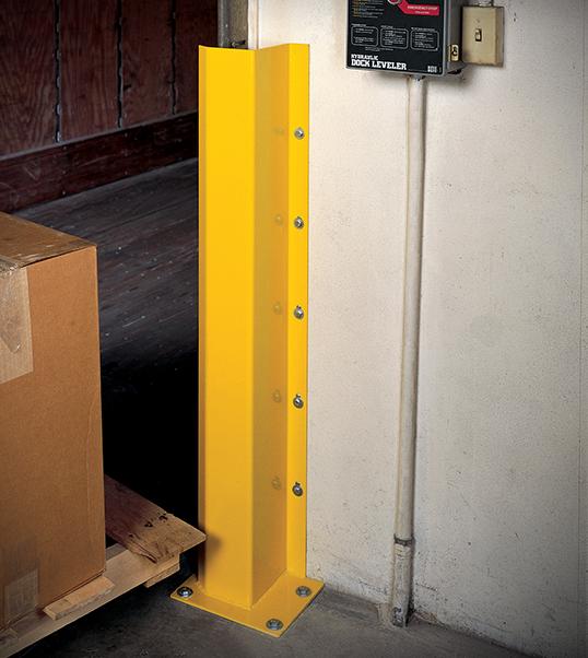 Door Track Protection Rite Hite