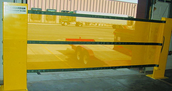 Dok Guardian Ld Loading Dock Safety Barriers Rite Hite