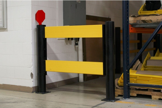 Safe t gate swing industrial safety rite hite